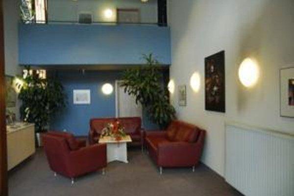 Stuttgart Airporthotel Filderland - фото 8