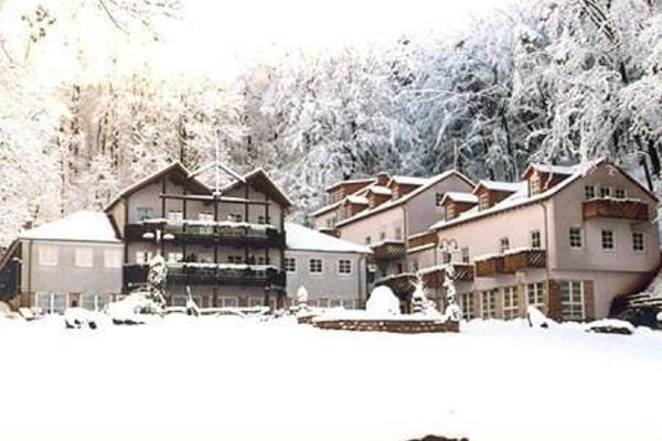 Schlosshotel Landstuhl - фото 23