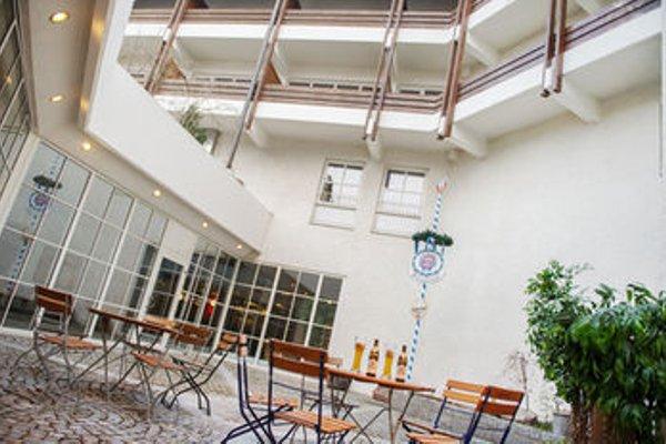 Michel Hotel Landshut - фото 12
