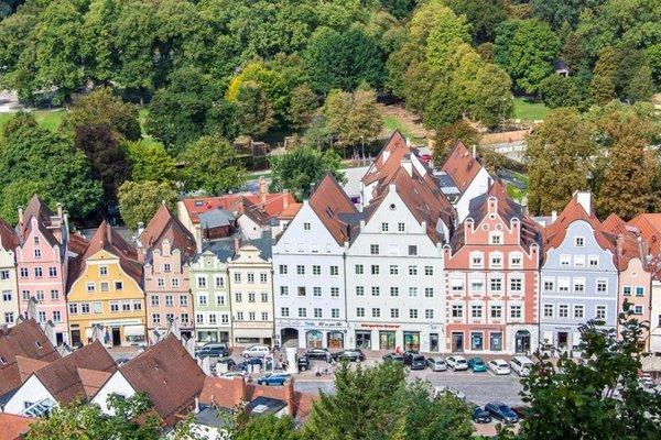 Michel Hotel Landshut - фото 23