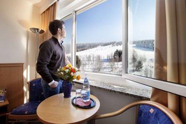 AHORN Hotel Am Fichtelberg - фото 10