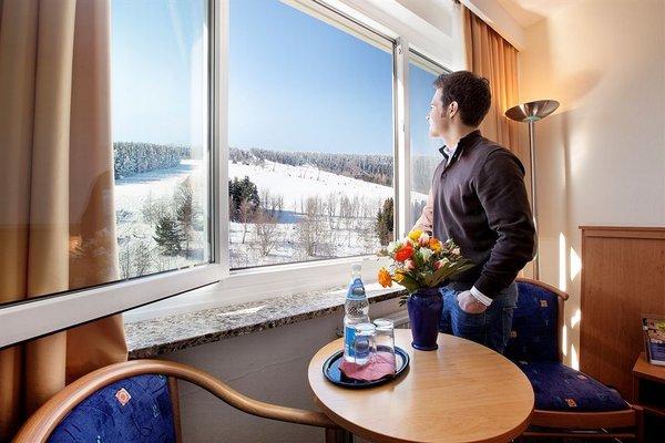 AHORN Hotel Am Fichtelberg - фото 11