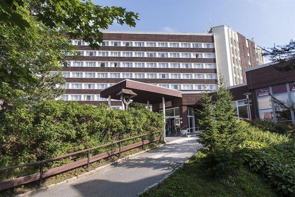 AHORN Hotel Am Fichtelberg - фото 23