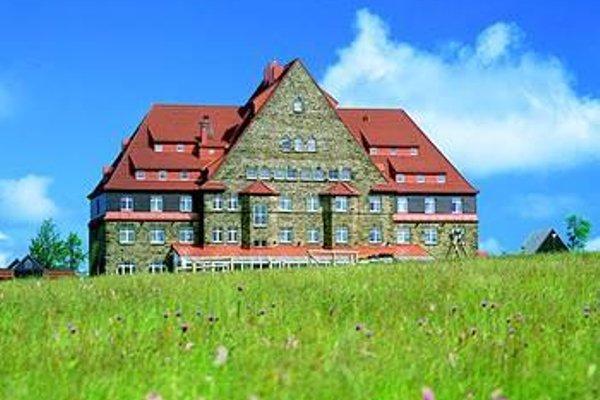 Relaxhotel Sachsenbaude - фото 23