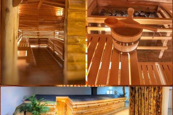 Alpina Lodge Hotel Oberwiesenthal - фото 11