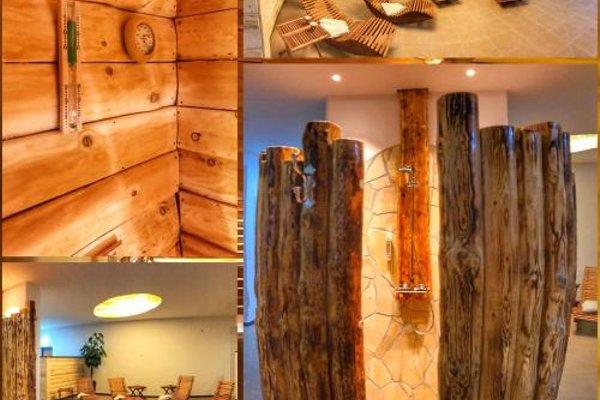 Alpina Lodge Hotel Oberwiesenthal - фото 12
