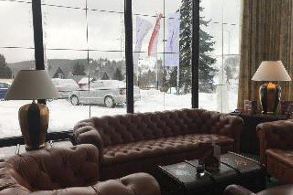 Alpina Lodge Hotel Oberwiesenthal - фото 5