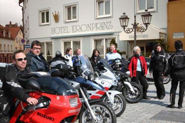 Hotel Kronprinz - фото 21