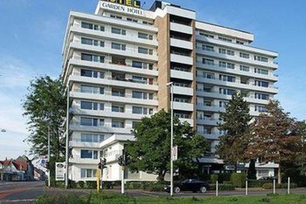 Garden Hotel Krefeld - фото 11