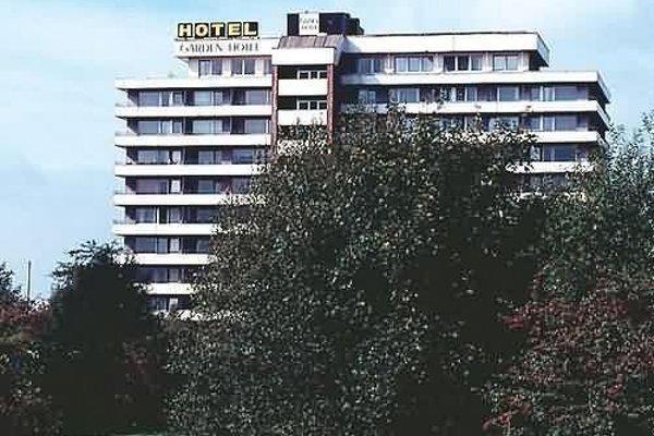 Garden Hotel Krefeld - фото 12