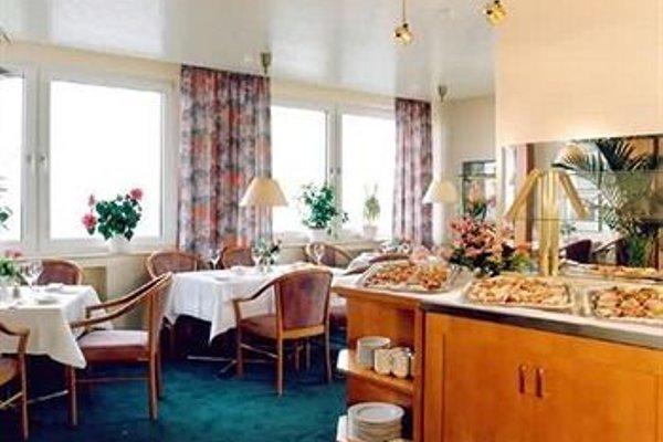 Garden Hotel Krefeld - фото 4