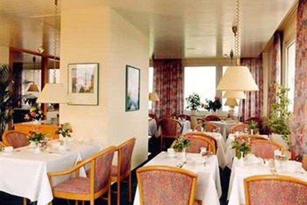 Garden Hotel Krefeld - фото 6