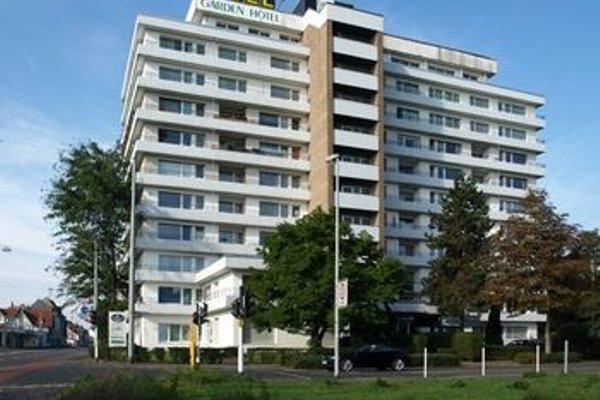 Garden Hotel Krefeld - фото 9