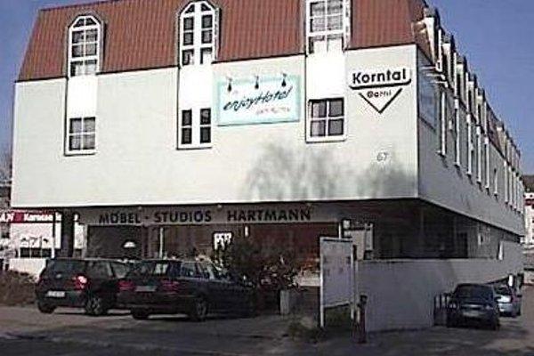 enjoyHotel garni Korntal - фото 17