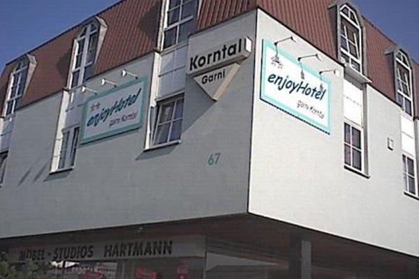 enjoyHotel garni Korntal - фото 18