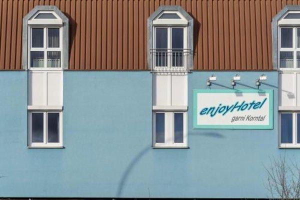 enjoyHotel garni Korntal - фото 19