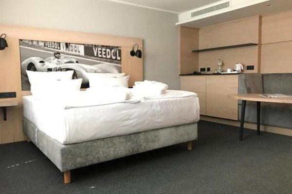 Abacco Hotel - фото 4