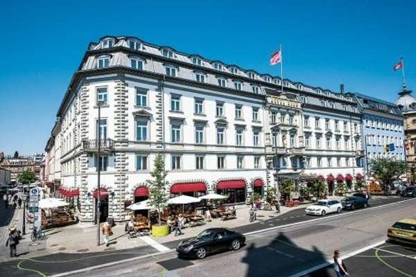 Hotel Halm Konstanz - фото 16