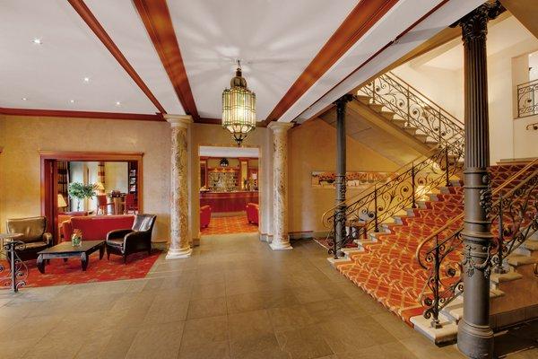 Hotel Halm Konstanz - фото 14