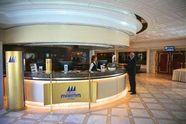 Maritim Hotel Konigswinter - фото 14