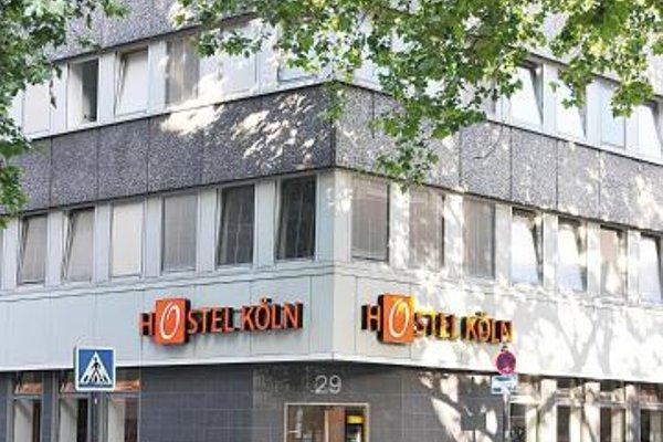 Hostel Koln - фото 22