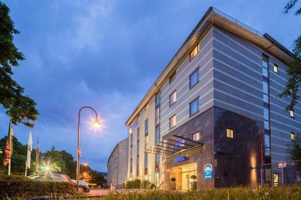 Best Western Hotel Koln - фото 21