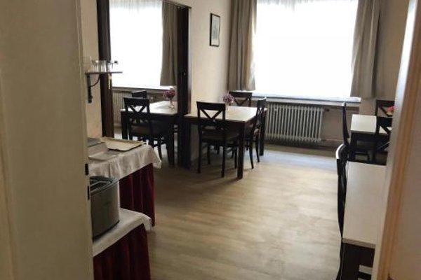 Hotel Berg - фото 15