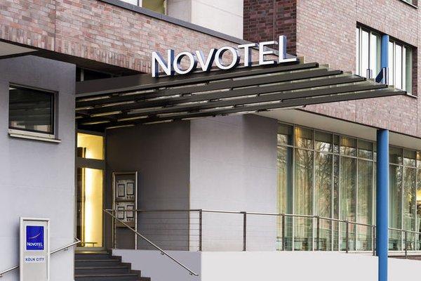 Novotel Koln City - фото 19