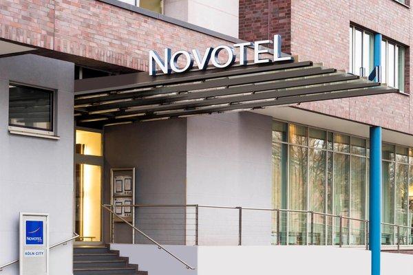 Novotel Koln City - фото 20