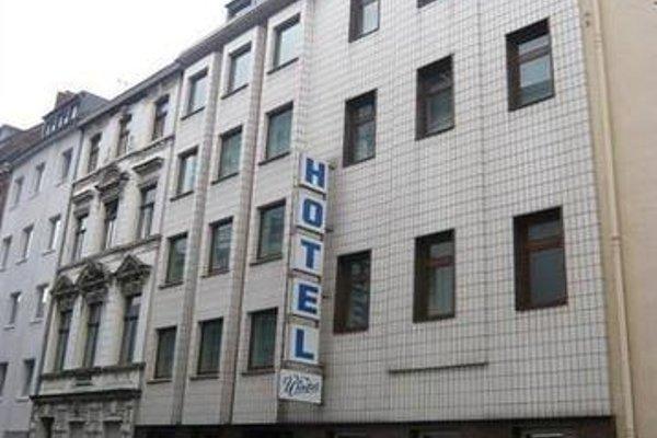 Hotel Windsor - фото 23