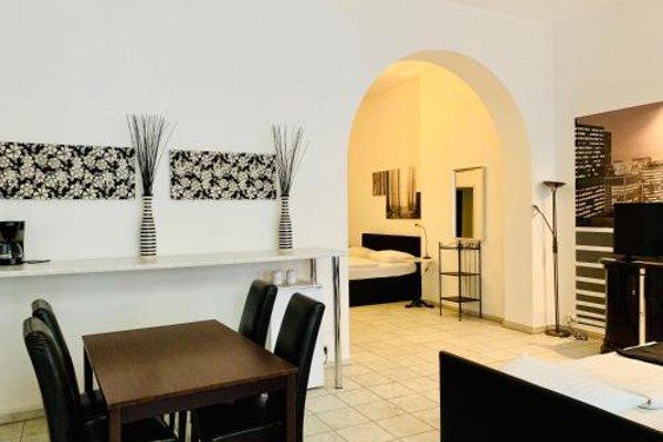 Hayk Altstadthotel & Appartements - фото 12