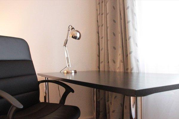 Hayk Altstadthotel & Appartements - фото 21