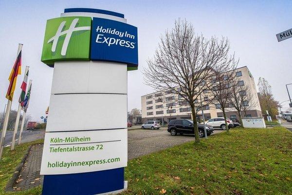 Holiday Inn Express Cologne Mulheim - 20