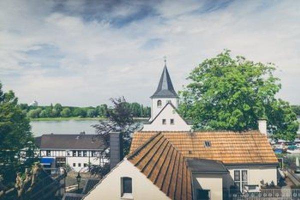 Atrium Rheinhotel - фото 23