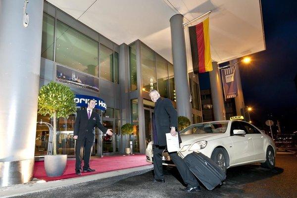 Dorint Hotel am Heumarkt (eх. InterContinental Cologne) - фото 14
