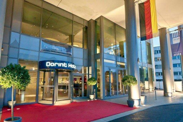Dorint Hotel am Heumarkt (eх. InterContinental Cologne) - фото 20