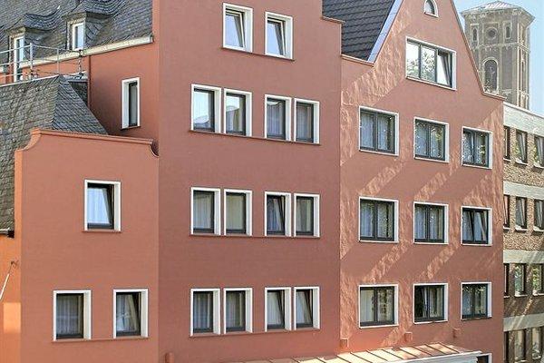 Hotel Lyskirchen - фото 22