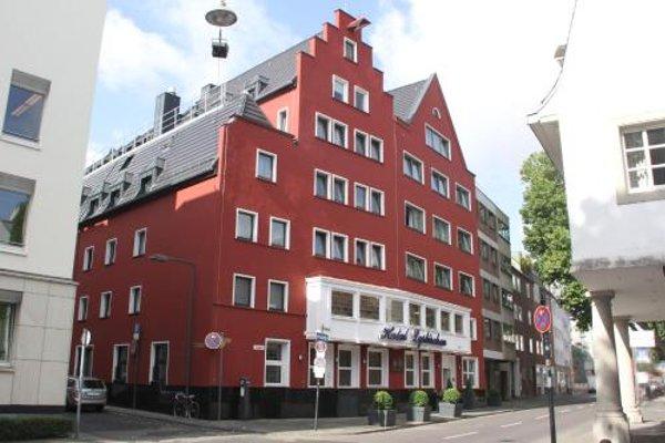 Hotel Lyskirchen - фото 23
