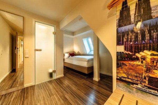 CityClass Hotel Caprice Am Dom - Superior - фото 16