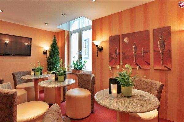 CityClass Hotel Caprice Am Dom - Superior - фото 18