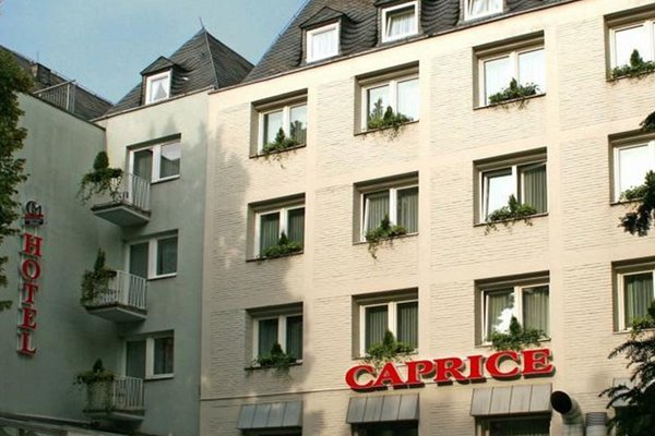 CityClass Hotel Caprice Am Dom - Superior - фото 22
