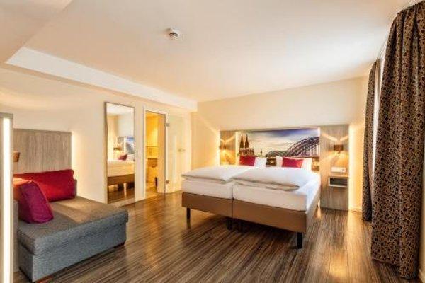 CityClass Hotel Caprice Am Dom - Superior - фото 3