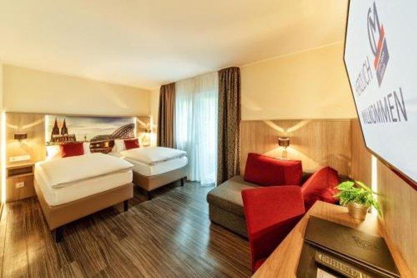 CityClass Hotel Caprice Am Dom - Superior - фото 5