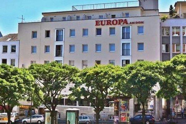 CityClass Hotel Europa am Dom - фото 20