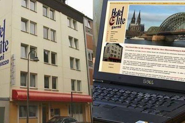Hotel Elite - фото 20