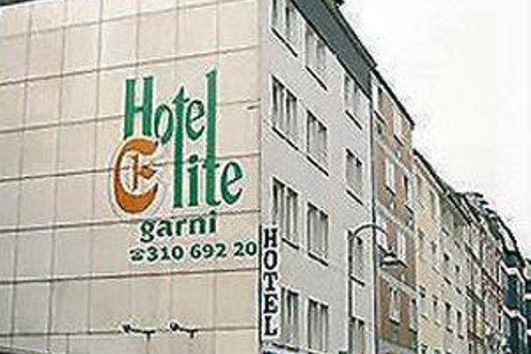 Hotel Elite - фото 21