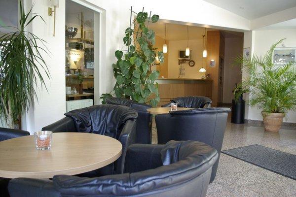 Airport BusinessHotel Koln - фото 15