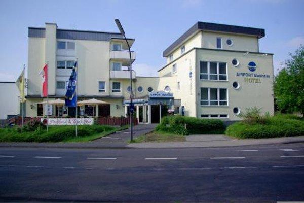 Airport BusinessHotel Koln - фото 21
