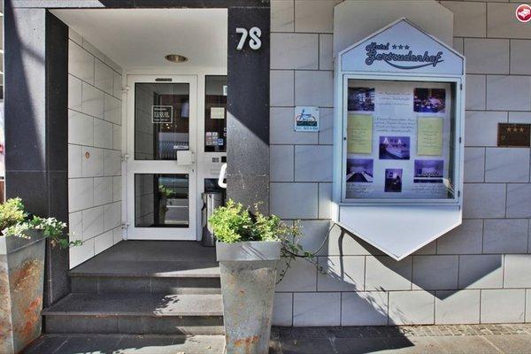 Hotel Gertrudenhof - фото 20