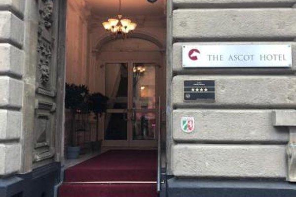 The Ascot Hotel - фото 19